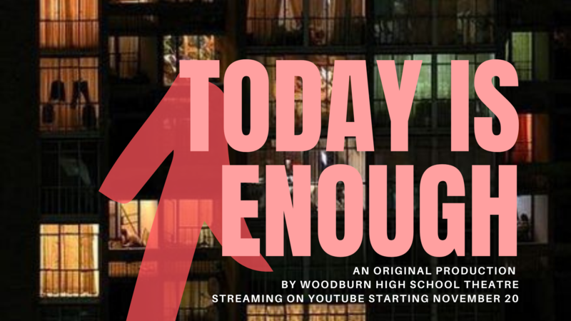 Today is Enough Ad