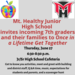 Incoming 7th Grade Family Engagement event