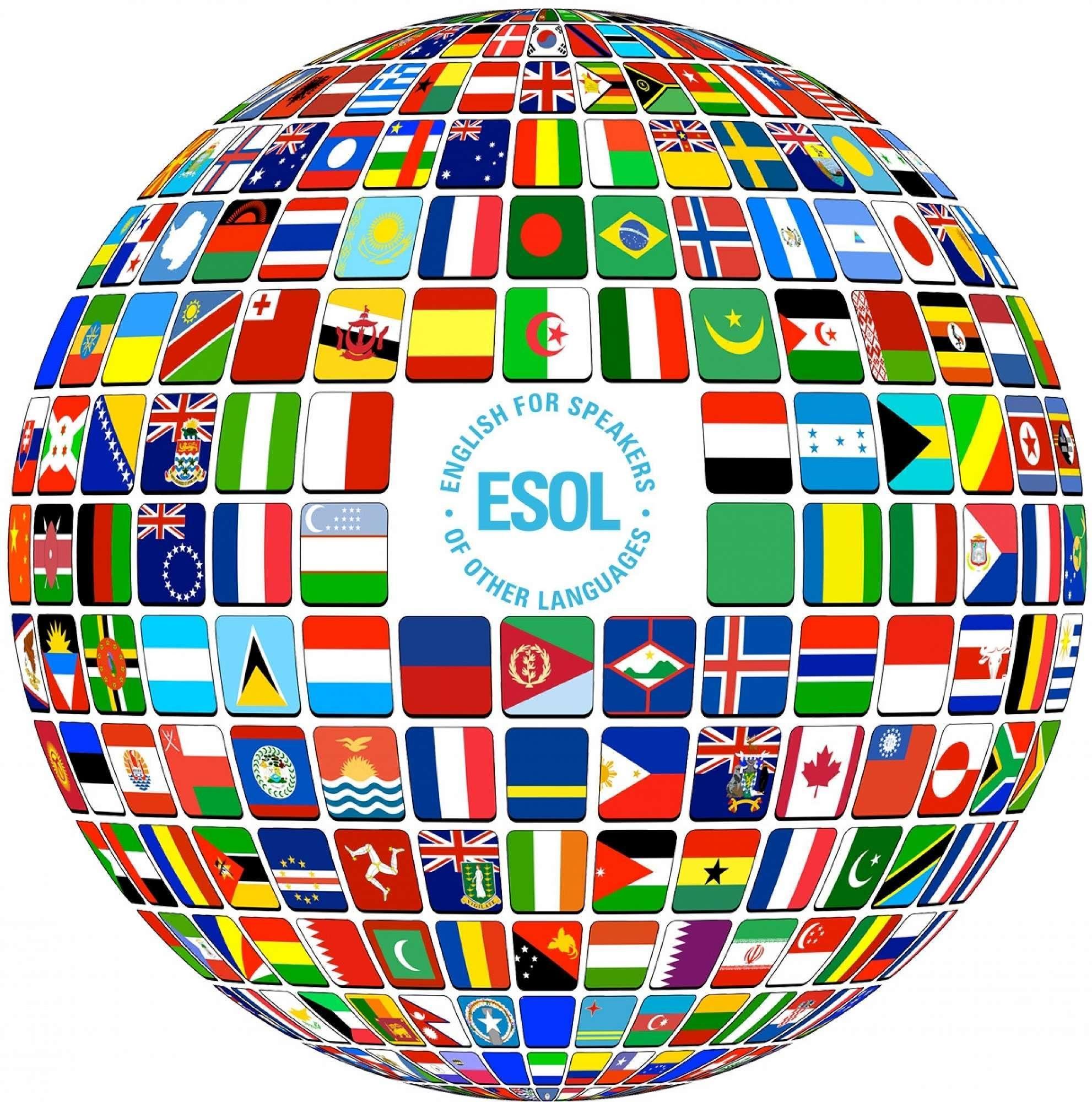 WELCOME TO ESOL CLASS!