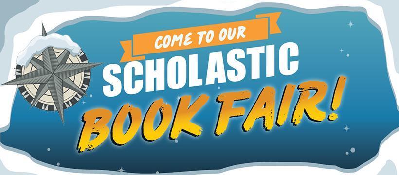 Book Fair is Coming! Dec. 9-13!