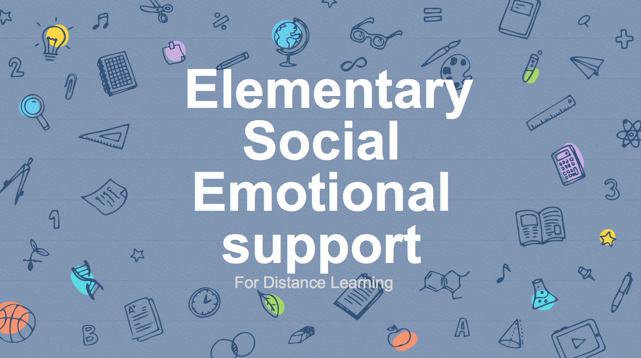 Social Emotional Support Powerpoint