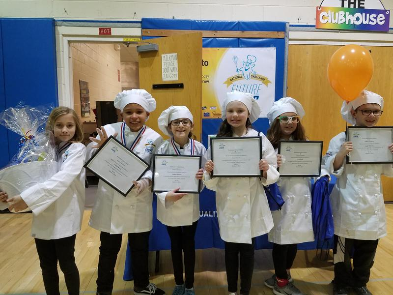 Sodexo's Future Chef Competition Winners Featured Photo