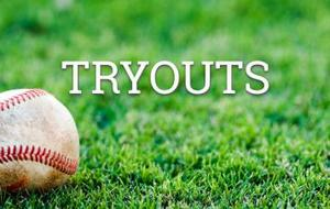 baseball, field and word tryout