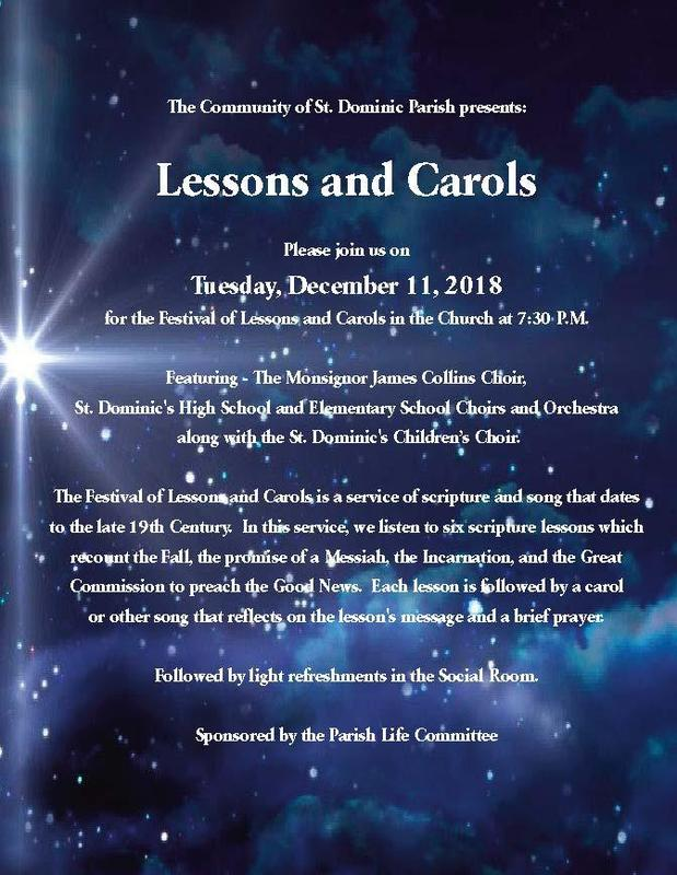 Lessons and Carols Featured Photo