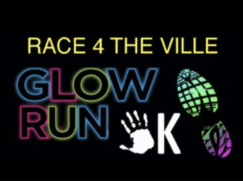 Collierville Schools Race for the 'Ville 5K Glow Run Featured Photo