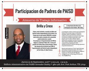 flyer in spanish