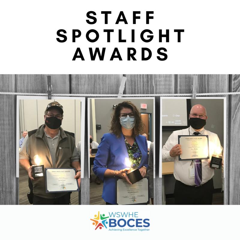 Staff Spotlight Awards