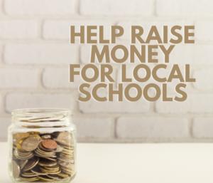 Raise Money for Local Schools