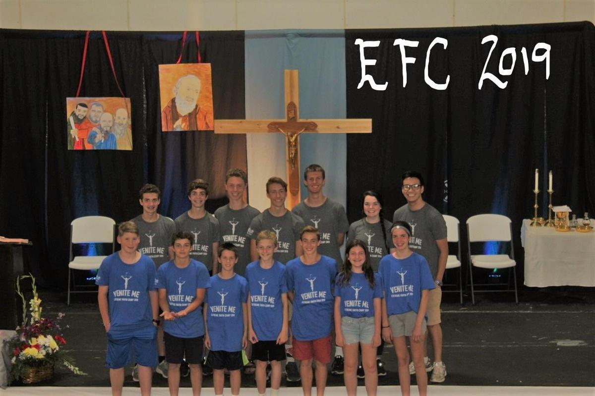 EFC group photo 2019