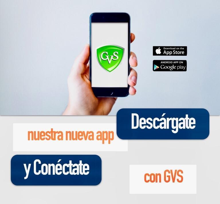 ¿Ya descargaste nuestra nueva app GVS? Thumbnail Image