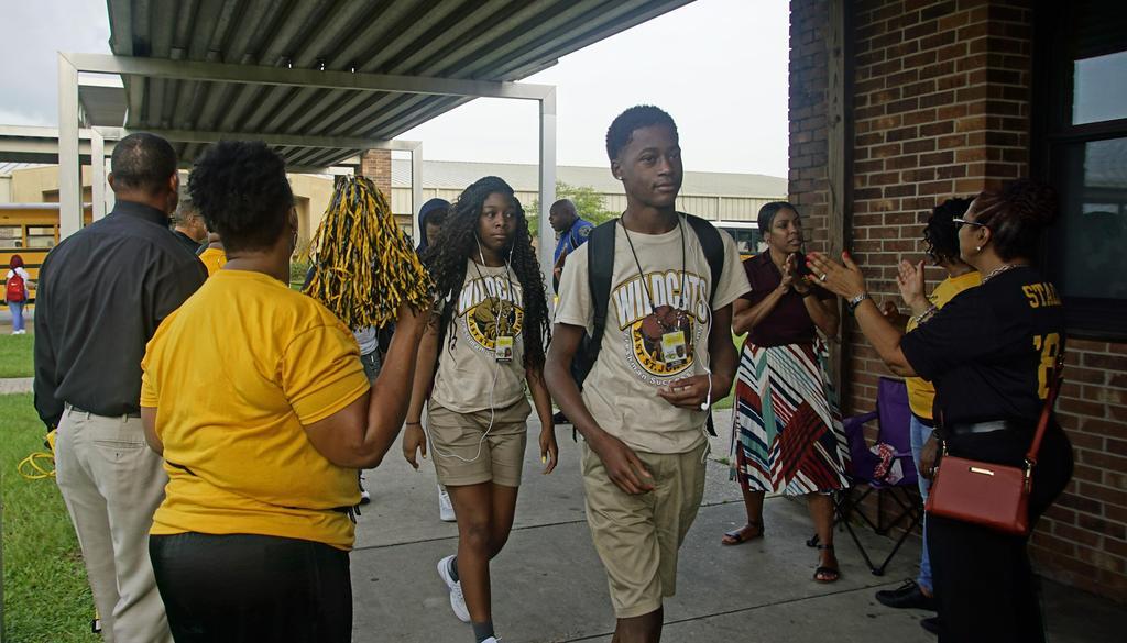East St. John High Back to School