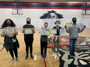 Busbee students recognized in science competition