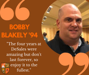 Bobby Blakely '94