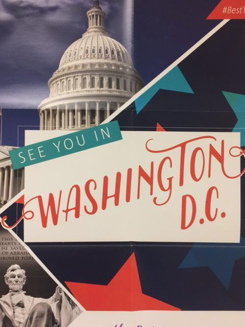 Haven't signed up for the Washington DC trip yet? Registration extended to June 10! Featured Photo