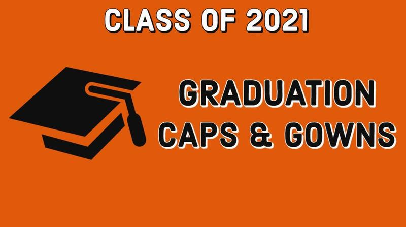 Class of 2021 Caps & Gowns Information Featured Photo