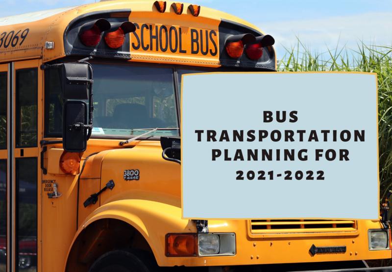 Bus Transportation 2021-2022 Thumbnail Image