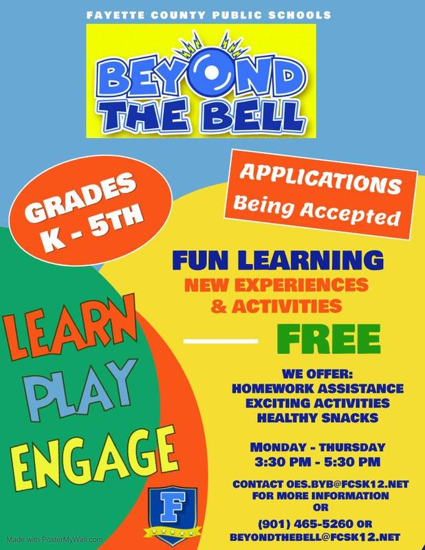 BEYOND THE BELL...Sign Up Today! Thumbnail Image