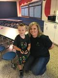 welcome back kinders and welcome back parents that were former students.