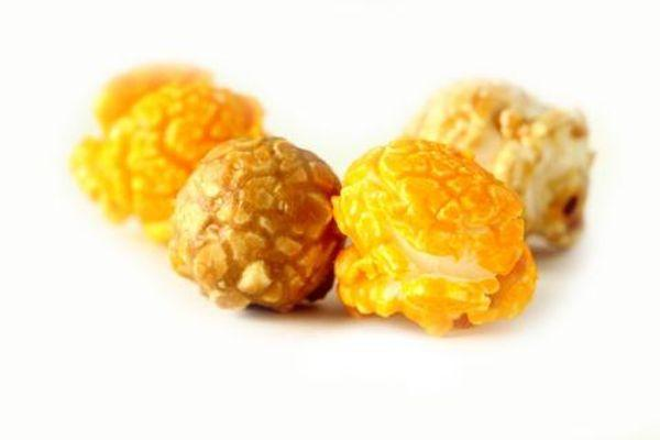 pic of popcorn