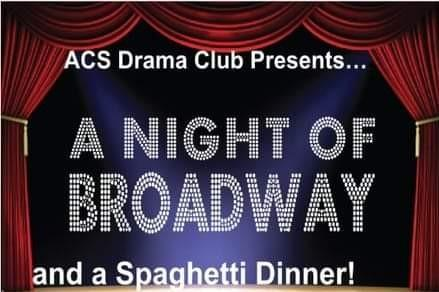 HS Drama Club's A Night of Broadway! Featured Photo