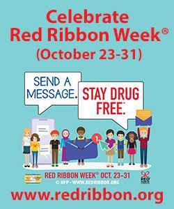 red ribbon week oct 23-31