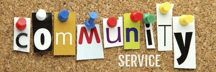New GHS Community Service Award Thumbnail Image