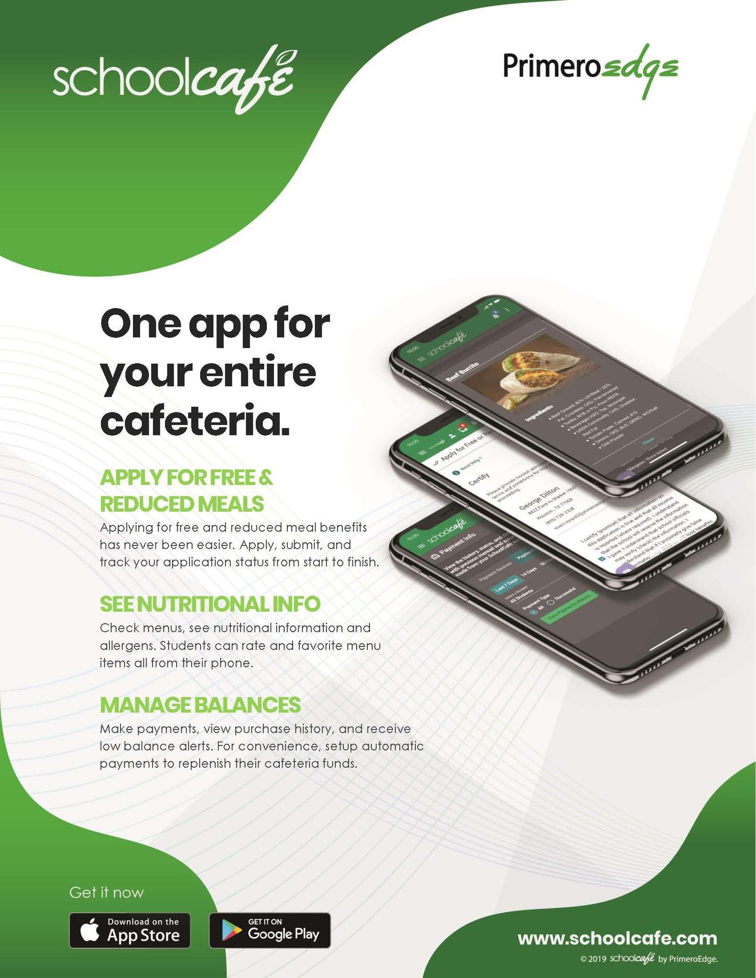 Photo of app