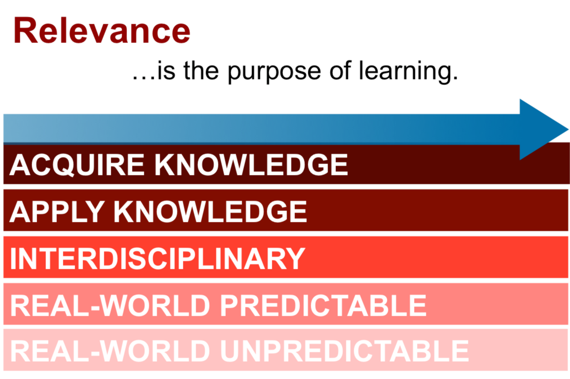 Relevance Learning