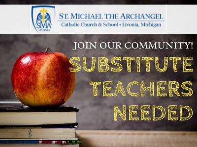 Substitute Teachers Featured Photo