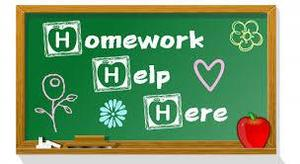 FAED Homework Help-Tutoring Options