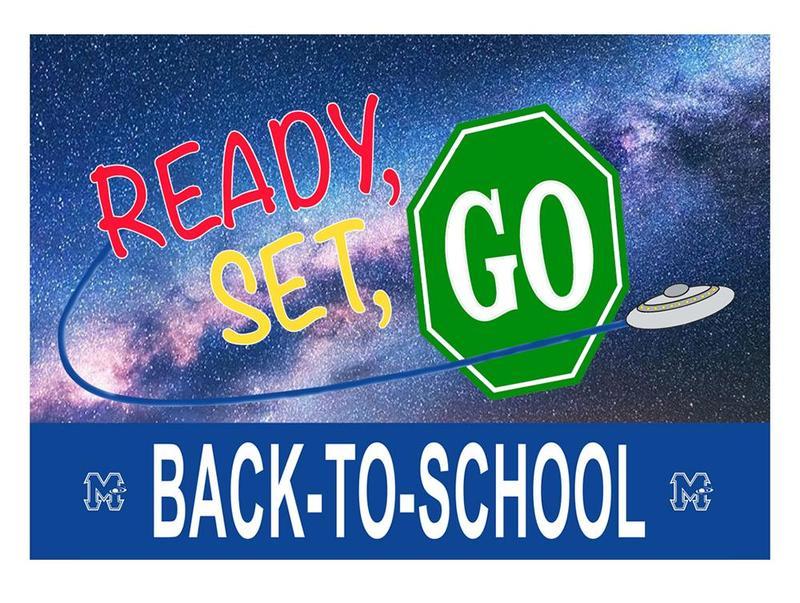 Ready, Set, Go - Back to School