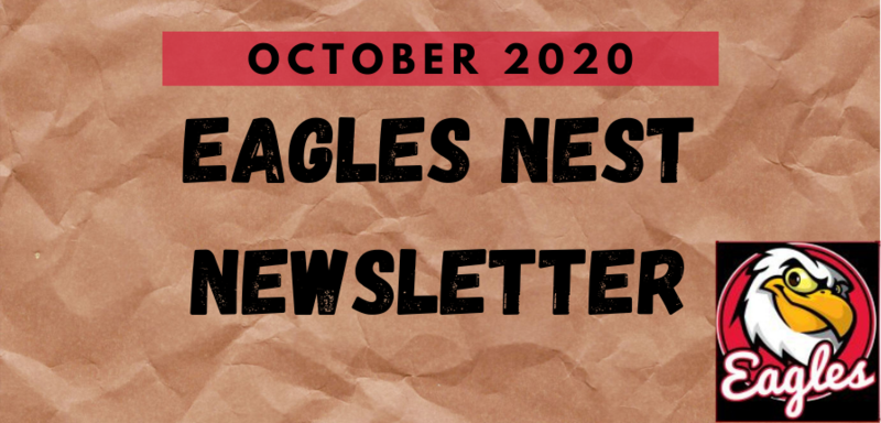OCTOBER 2020 EAGLES NEST NEWSLETTER Featured Photo