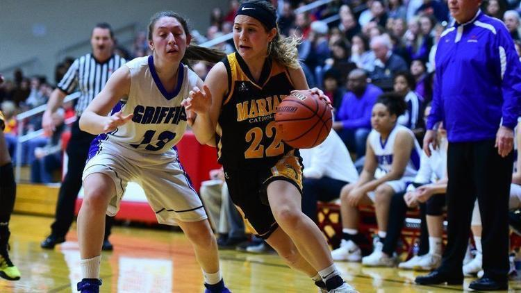 Sophomore guard Jules Cutrara steering steady ship for Marian Catholic Featured Photo