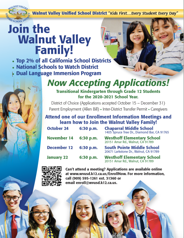 Join the Walnut Valley Family! Featured Photo