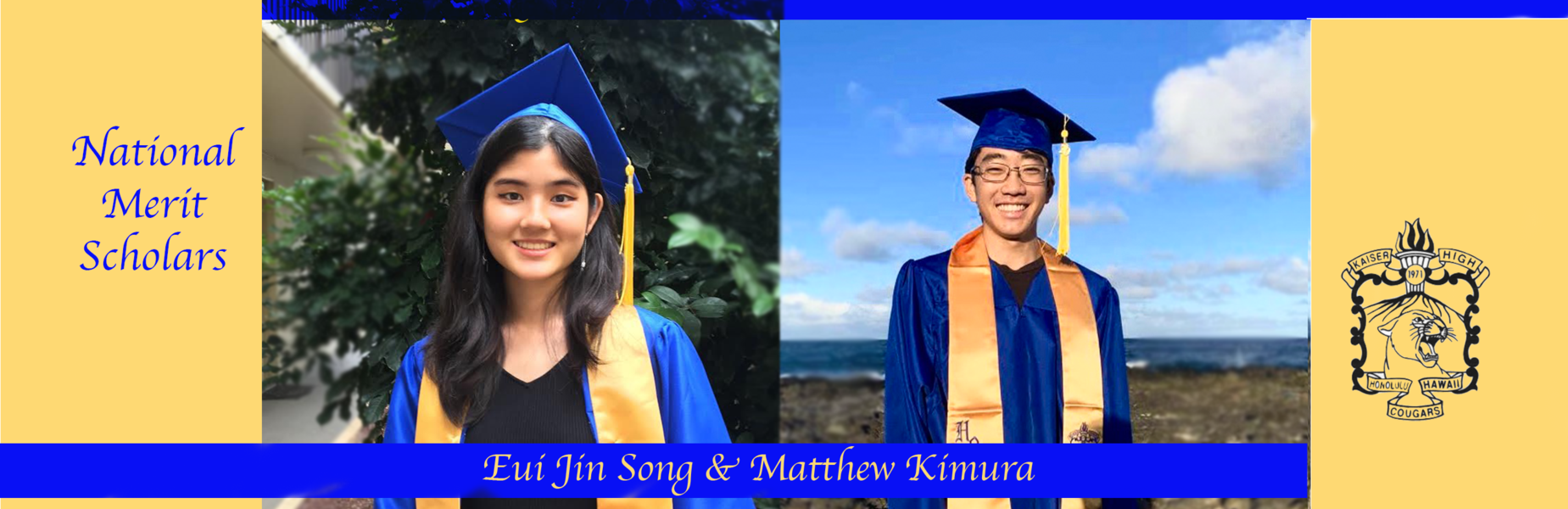 National Merit Scholars students