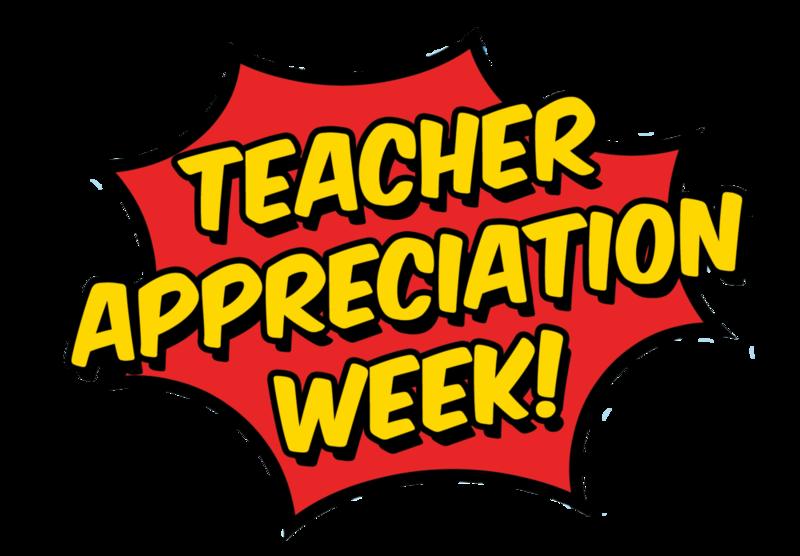 Teacher Apprec Week