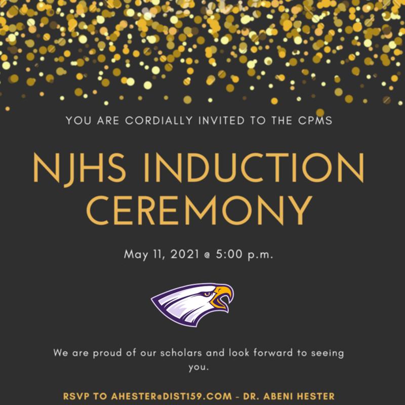 NJHS Invite