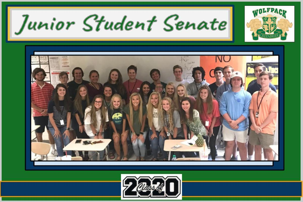 Junior Senators