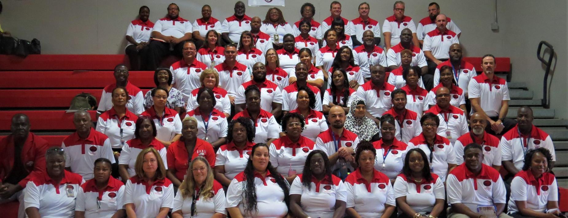 Ridgeland-Hardeeville High Staff photo