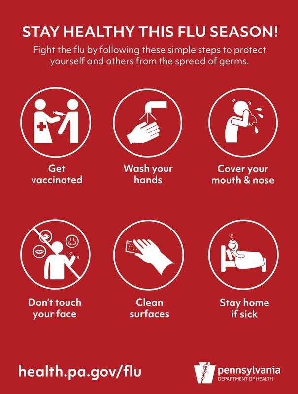 Stay Healthy This Flu Season Thumbnail Image