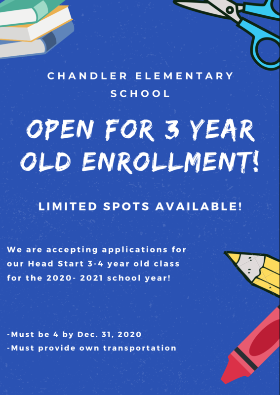 Open For 3 Year Old Enrollment. Featured Photo