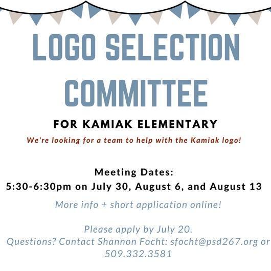 Kamiak Logo Selection Committee Thumbnail Image