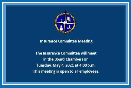 Insurance Committee Meeting
