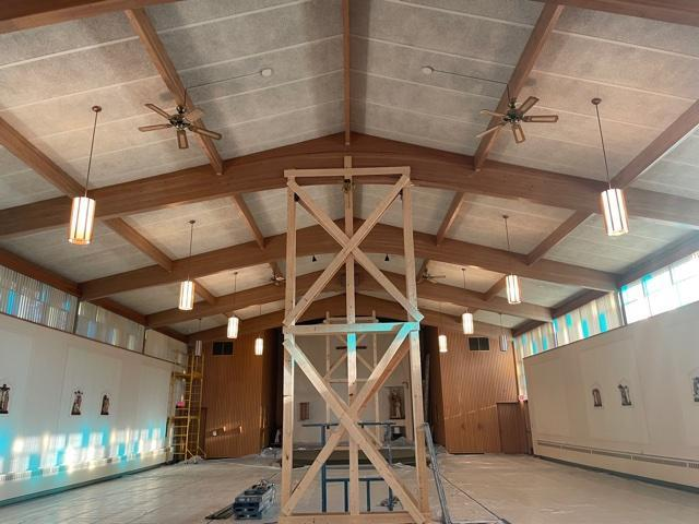 Continuing Preparation for Church Roof Repairs Thumbnail Image