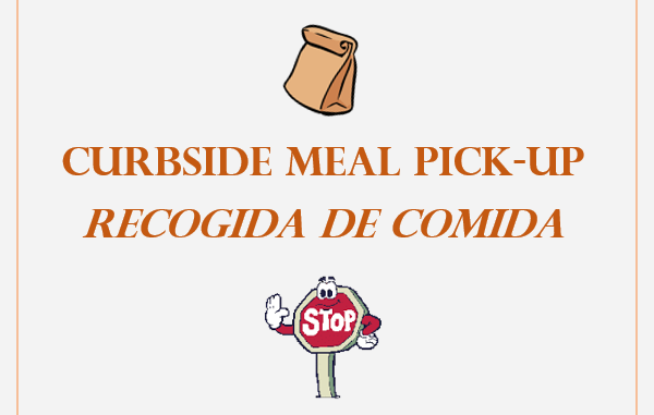 CURBSIDE MEAL PICK-UP: Virtual Learners Can Enjoy  Free Breakfast And Lunch Thumbnail Image