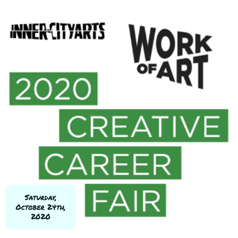 Work of Art 7th Annual Creative Career Fair Thumbnail Image