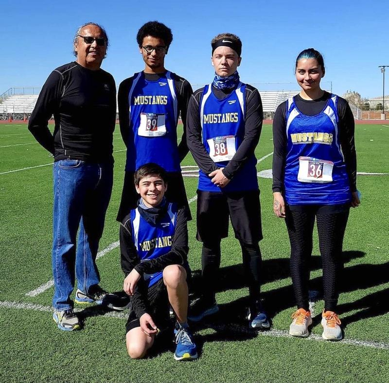 Mustang Cross Country Team Competes Featured Photo