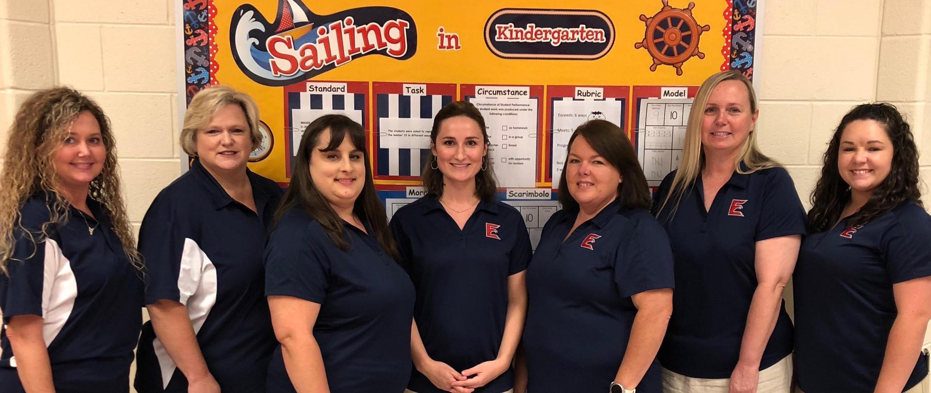 Kindergarten Staff
