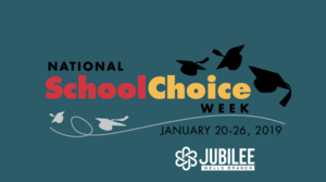 Texas School Choice Week Rally