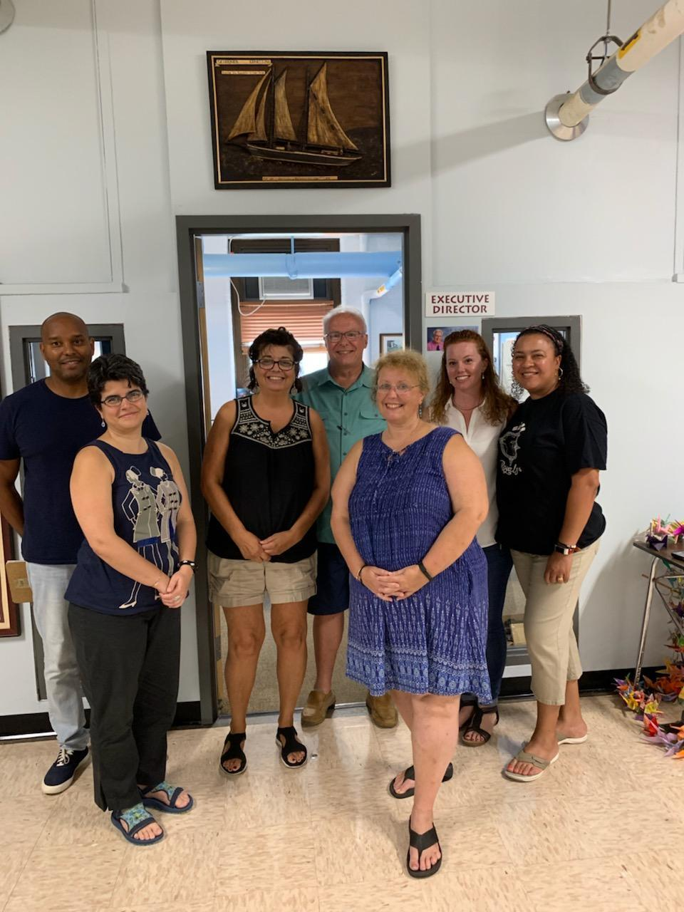 Cape Verde Staff Group
